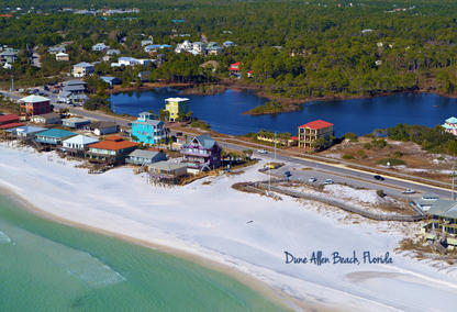 dune allen beach homes for sale