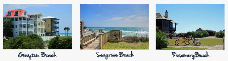 30A & South Walton County Homefinder