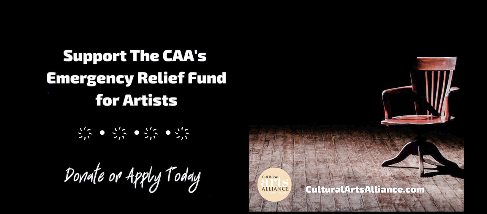 Cultural Arts Alliance Emergency Relief Grant Program