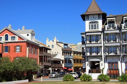Rosemary Beach Homes For