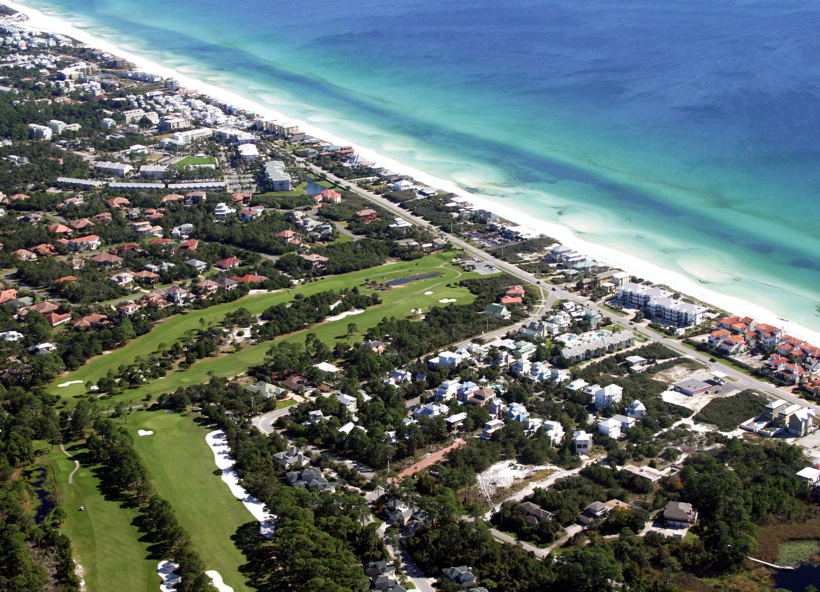 santa rosa golf and beach club