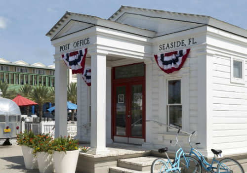 Seaside, FL Post Office